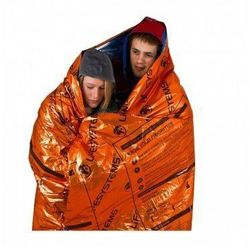 LIFESYSTEMS Koc termiczny HEATSHIELD THERMAL BLANKET Double