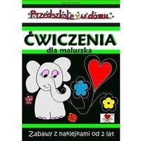 Książki dla dzieci, Przedszkole w domu. Ćwiczenia dla maluszka (opr. broszurowa)
