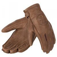 Pozostałe akcesoria do motocykli, Broger rękawice skórzane alaska lady vintage brown