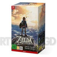 Gry Nintendo Switch, The Legend of Zelda: Breath of the Wild - Edycja Limitowana - produkt w magazynie - szybka wysyłka!
