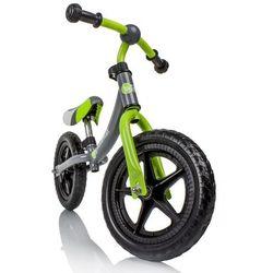 Rowerek biegowy KINDERKRAFT 2Way Zielono-szary + Zamów z DOSTAWĄ JUTRO! + DARMOWY TRANSPORT!