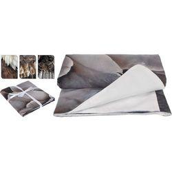 Pled 160 x 140 cm Feather - wzór 3 Koopman -25% (-25%)