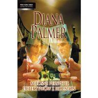 E-booki, Miłosne perypetie detektywów z Houston - Diana Palmer