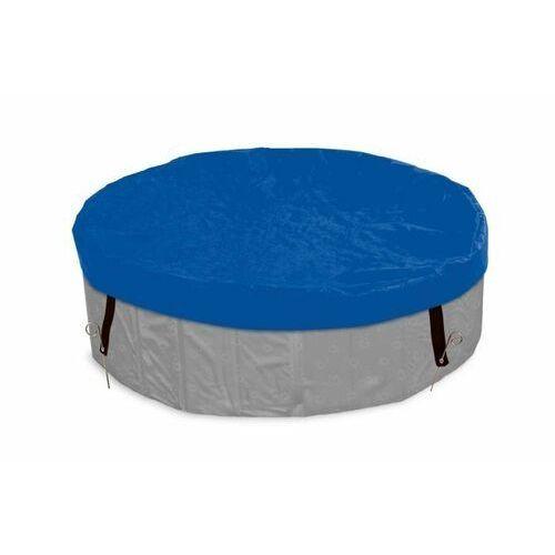Pokrywy na baseny, Karlie osłona na basen, niebieska, 120 cm