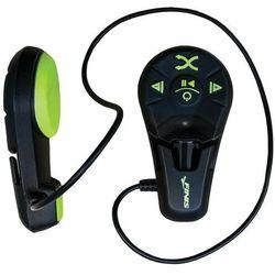 FINIS WODOODPORNY ODTWARZACZ MP3 DUO 4 GB BLACK/ACID GREEN, DARK GREY/MINT