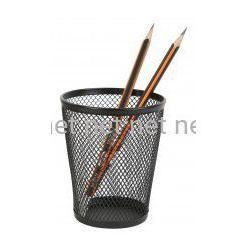 Kubek skośny Net - pojemnik na długopisy