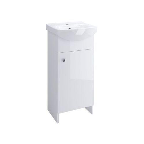 Szafki łazienkowe, CERSANIT Szafka Sati + umywalka Cersania 40