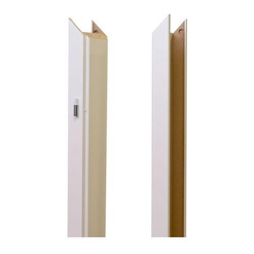 Ościeżnice, Baza ościeżnicy regulowana 80-100 mm lewa biały greko