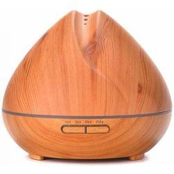 Aromacare dyfuzor zapachowy Aromacare Mandala, jasne drewno