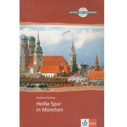 Heisse Spur in Munchen + CD (opr. miękka)
