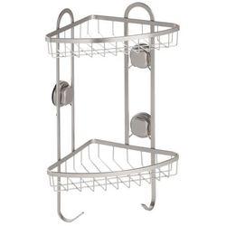Półka prysznicowa narożna Tenno z przyssawkami