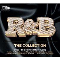 Pozostała muzyka rozrywkowa, R&B: THE COLLECTION - Różni Wykonawcy (Płyta CD)