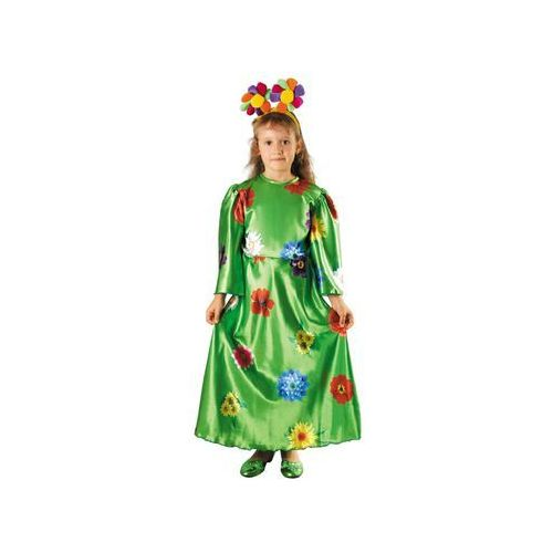 Kostiumy dla dzieci, Kostium Pani Wiosna - L - 134/140 cm