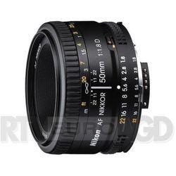 Nikkor AF 50mm f/1,8D - przyjmujemy używany sprzęt w rozliczeniu   RATY 20 x 0%