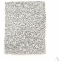 Ciepły komin / szal damski beżowo-biały melanż - beżowy ||biały SZALIKI, CZAPKI, RĘKAWICZKI (-20%)
