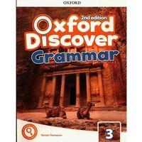 Książki do nauki języka, Oxford discover 3 grammar book - praca zbiorowa (opr. broszurowa)