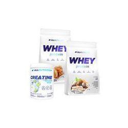 ALLNUTRITION 2x Whey Protein + Creatine FREE 2x908g+500g