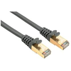 Kabel sieciowy CAT5e STP 1.5m -b