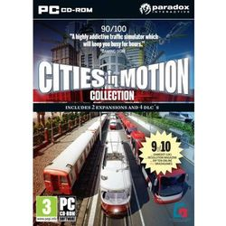 Cities in Motion Collection (PC)