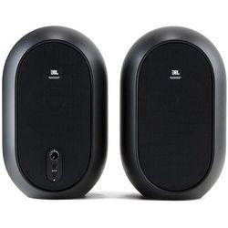 Aktywne monitory kompaktowe JBL 104 Czarny
