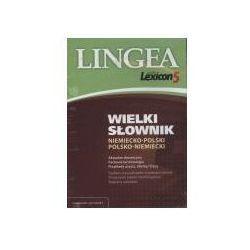 Lingea Lexicon 5. Wielki słownik niemiecko-polski, polsko-niemiecki - Praca Zbiorowa