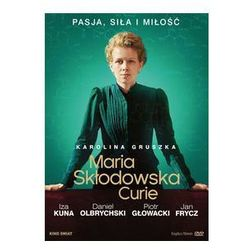 Maria Skłodowska-Curie + DVD. Darmowy odbiór w niemal 100 księgarniach!