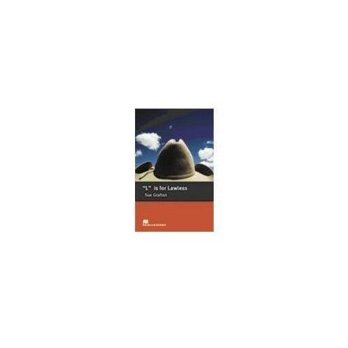 Książki do nauki języka, L is for Lawless (opr. broszurowa)
