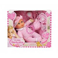 Lalki dla dzieci, Moja pierwsza lalka bobas