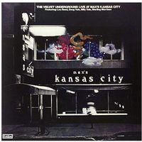 Pozostała muzyka rozrywkowa, LIVE AT MAX'S KANSAS CITY (REMASTERED) - The Velvet Underground (Płyta winylowa)
