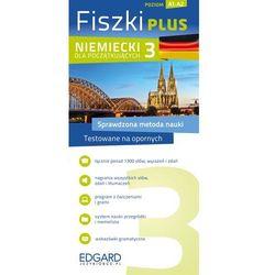 Niemiecki Fiszki PLUS dla początkujących 3 (opr. kartonowa)