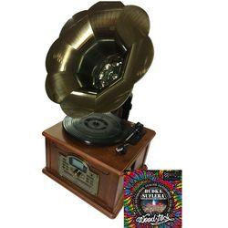 Gramofon LAUSON CL147 Drewno + płyta Budka Suflera + ZAGWARANTUJ SOBIE DOSTAWĘ PRZED MIKOŁAJKAMI! + Zamów z DOSTAWĄ JUTRO! + DARMOWY TRANSPORT!