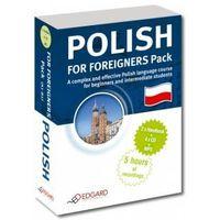 Pakiety filmowe, Polish for Foreigners Pack. Polski dla Cudzoziemców Pakiet + CD