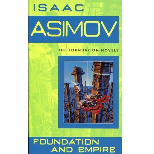 Książki do nauki języka, Foundation and Empire (opr. miękka)