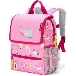 6f3a72df37551 Plecak dla dzieci Backpack Kids abc friends Reisenthel różowy (RIE3066)