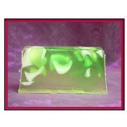 ALOES i JOJOBA - mydło glicerynowe na wagę
