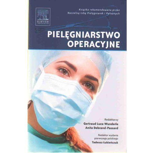 Książki medyczne, Pielęgniarstwo operacyjne (opr. broszurowa)