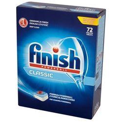 Tabletki do zmywarek FINISH Classic op.72 - regu.