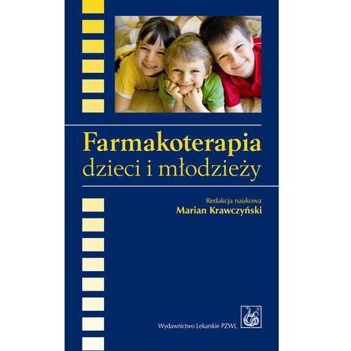 Książki medyczne, Farmakoterapia dzieci i młodzieży (opr. miękka)
