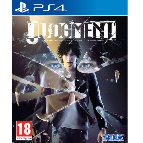 Gry PS4, Judgment (PS4)