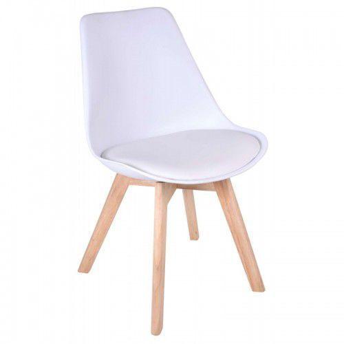 Krzesła, KRZESŁO NORDIC BIAŁE