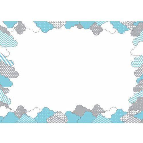 Tablice szkolne, Tablica magnetyczna suchościeralna dla dzieci chmury 490