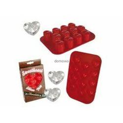 FOREMKA DO LODU -czekoladowe i lodowe serca