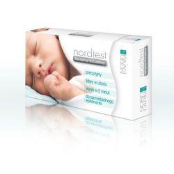 NORDTEST Test ciążowy HCG płytkowy 1szt.