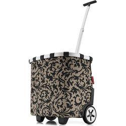 Wózek na zakupy Reisenthel Carrycruiser Baroque Taupe (ROE7027)