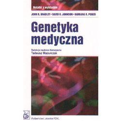 Genetyka Medyczna. Notatki Z Wykładów (opr. miękka)