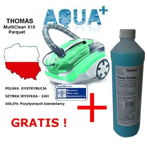 Odkurzacze, Thomas Multiclean X10