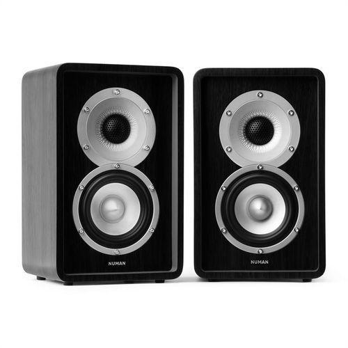 Kolumny głośnikowe, Numan Retrospective 1979 S 2-drożne kolumny ścienne/regałowe kolor czarny