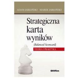 Strategiczna karta wyników Balanced Scorecard (opr. miękka)