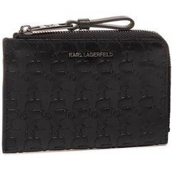 Etui na karty kredytowe KARL LAGERFELD - 201W3266 Black 999
