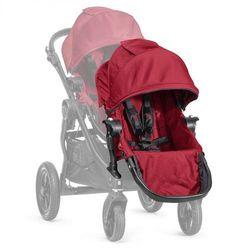 Dodatkowe siedzisko do wózka BABY JOGGER City Select Red + DARMOWY TRANSPORT!